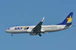 パンダさんが、羽田空港で撮影したスカイマーク 737-86Nの航空フォト(写真)