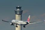 パンダさんが、羽田空港で撮影したチャイナエアライン A330-302の航空フォト(写真)