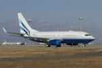 Scotchさんが、中部国際空港で撮影したラスベガス サンズ 737-74U BBJの航空フォト(写真)