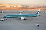 羽田空港 - Tokyo International Airport [HND/RJTT]で撮影されたキャセイパシフィック航空 - Cathay Pacific Airways [CX/CPA]の航空機写真