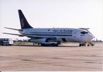 ぷのんさんが、プノンペン国際空港で撮影したロイヤル・カンボジア航空 737-248Cの航空フォト(写真)