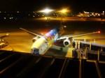 ふうちゃんさんが、中部国際空港で撮影した全日空 777-381の航空フォト(写真)
