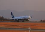 ふじいあきらさんが、広島空港で撮影したニュージーランド航空 767-319/ERの航空フォト(写真)