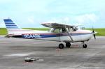 Dojalanaさんが、アントニオ・B・ウォン・パット国際空港で撮影したスカイ・グアム・アビエーション 172P Skyhawkの航空フォト(写真)