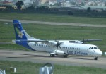 タンソンニャット国際空港 - Tan Son Nhat International Airport [SGN/VVTS]で撮影されたラオス国営航空 - Lao Airlines [QV/LAO]の航空機写真