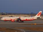 ぶちょさんが、関西国際空港で撮影したエアアジア・エックス A330-301の航空フォト(飛行機 写真・画像)