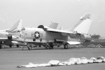 apphgさんが、厚木飛行場で撮影したアメリカ海軍 RF-8G Crusaderの航空フォト(写真)