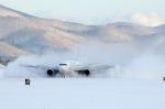 カワPさんが、函館空港で撮影した日本航空 767-346の航空フォト(写真)