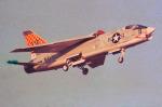 apphgさんが、厚木飛行場で撮影したアメリカ海軍 DF-8L Crusaderの航空フォト(写真)