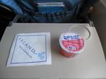 WP417の搭乗レビュー写真