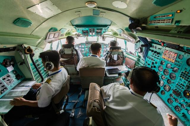 JS5801の搭乗レビュー写真