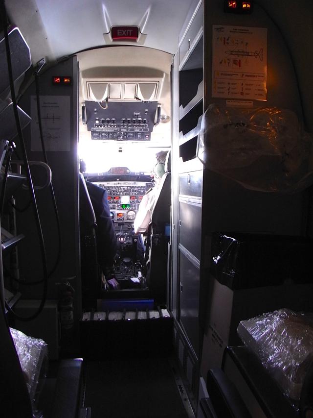 T79015の搭乗レビュー写真