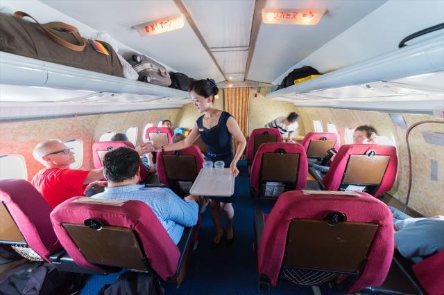 JS6301の搭乗レビュー写真