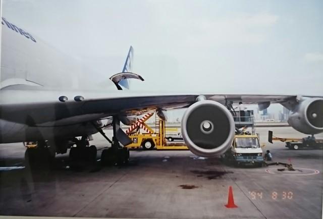 KZ621の搭乗レビュー写真