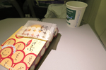 NH1104の搭乗レビュー写真