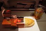 TG676の搭乗レビュー写真