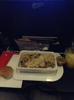 qf26の搭乗レビュー写真
