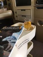 SQ953の搭乗レビュー写真