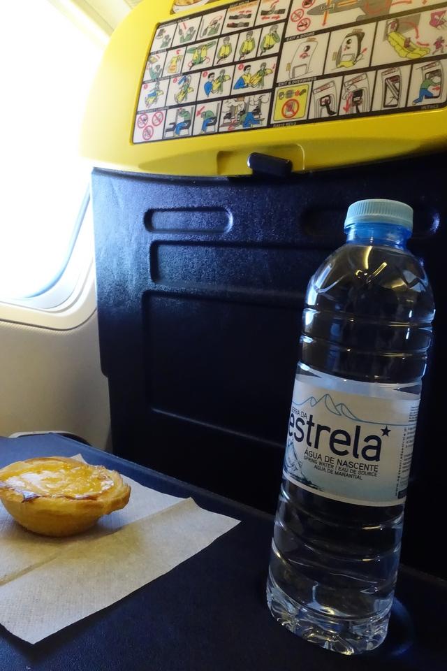 FR2633の搭乗レビュー写真