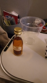 AF264の搭乗レビュー写真