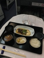 NH180の搭乗レビュー写真