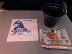 NH7463の搭乗レビュー写真