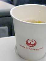 NU049の搭乗レビュー写真