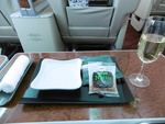 JL503の搭乗レビュー写真