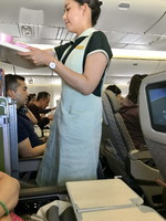 BR215の搭乗レビュー写真