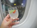 AI342の搭乗レビュー写真