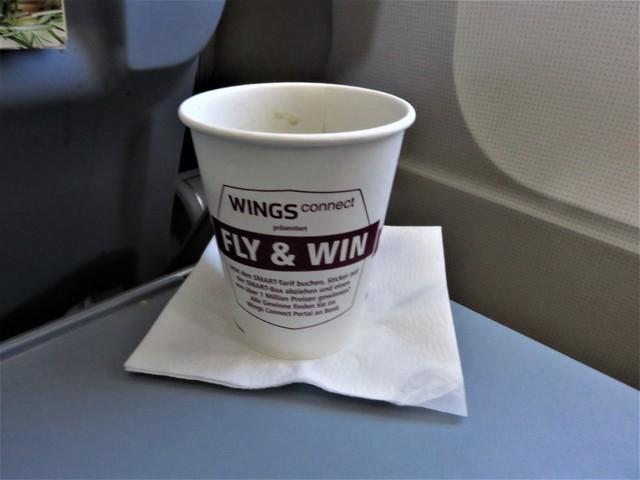 EW9047の搭乗レビュー写真