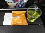 JL723の搭乗レビュー写真