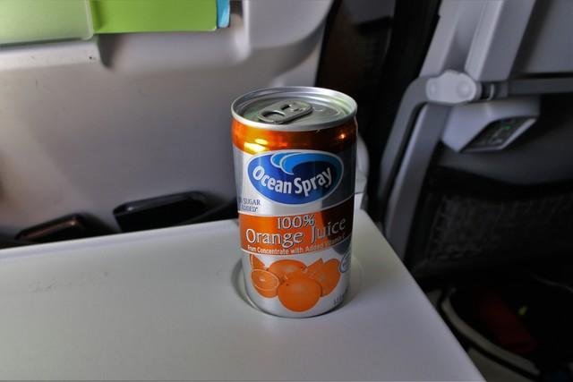 AS905の搭乗レビュー写真