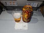 UL407の搭乗レビュー写真