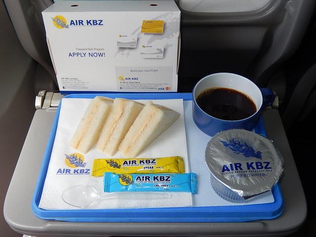 K7864の搭乗レビュー写真