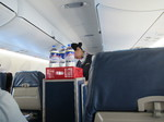PR2373の搭乗レビュー写真