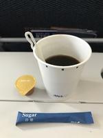 NH870の搭乗レビュー写真