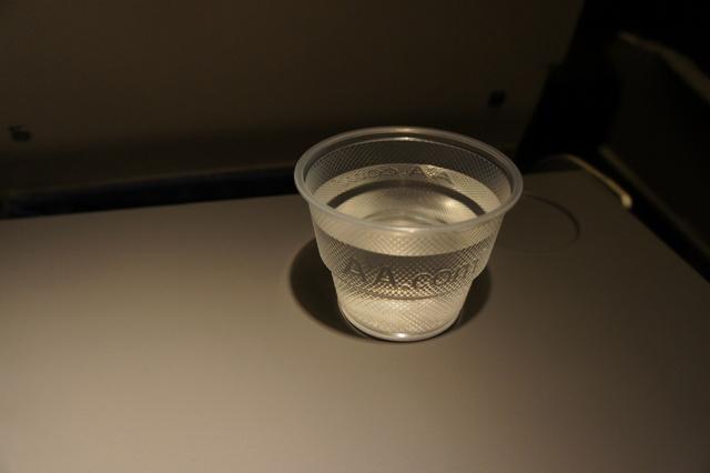 AA4344の搭乗レビュー写真