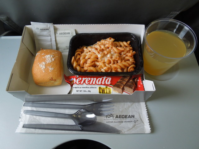 A3 993の搭乗レビュー写真