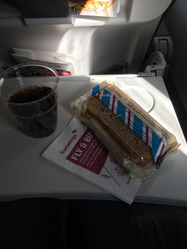 EW1783の搭乗レビュー写真