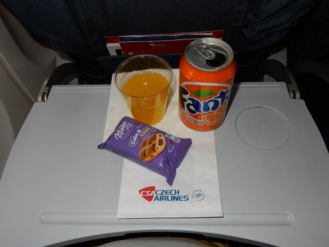 OK777の搭乗レビュー写真