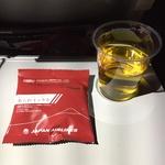 JL727の搭乗レビュー写真