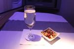 AA100の搭乗レビュー写真