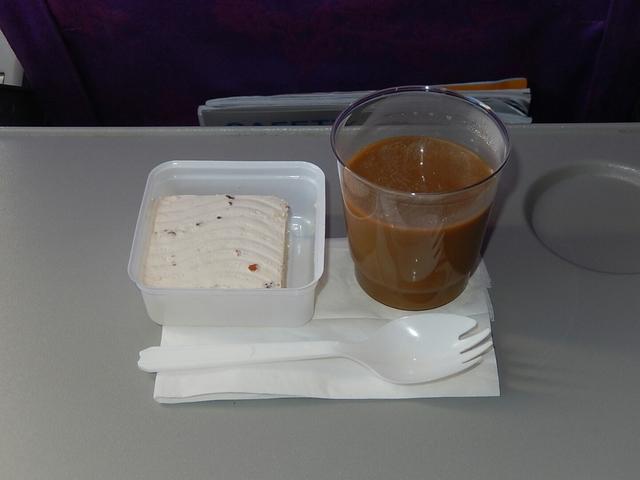 MF839の搭乗レビュー写真