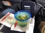 UA1647の搭乗レビュー写真