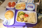 MU546の搭乗レビュー写真