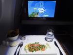 QR836の搭乗レビュー写真