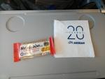 OA378の搭乗レビュー写真