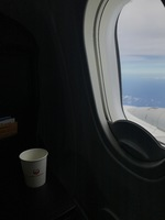 nu605の搭乗レビュー写真