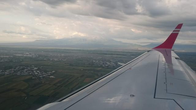 A9725の搭乗レビュー写真